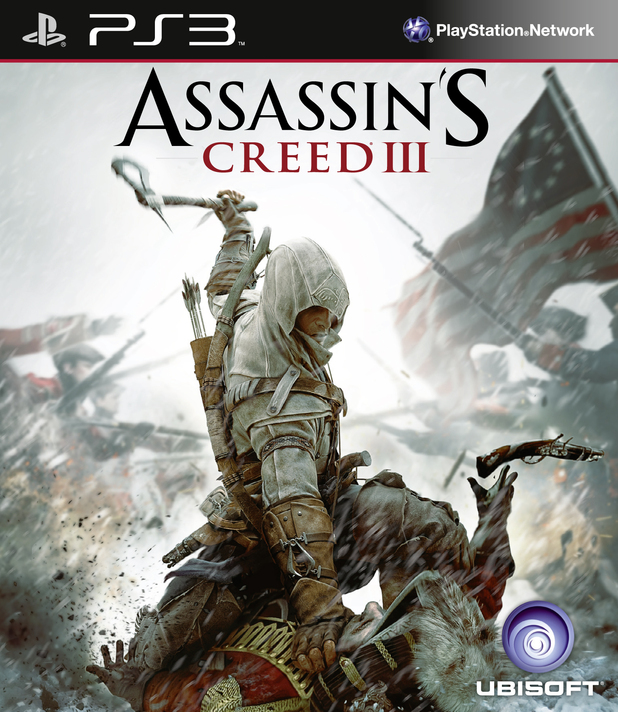 &#39;Assassin's Creed 3&#39; pack shot