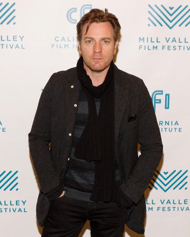 Ewan McGregor attends the Salmon Fishing in the Yemen screening and Q&A session at the Rafael Film Center San Francisco, California