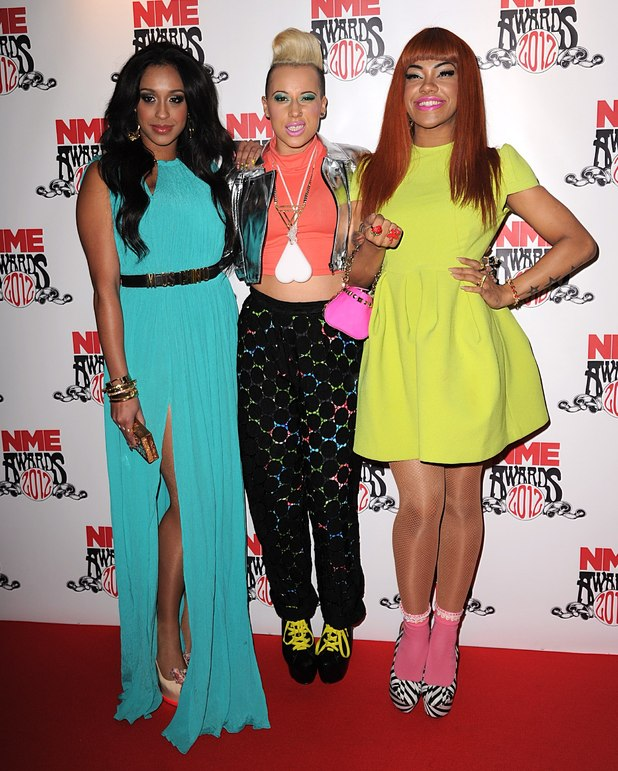 Stooshe, NME Awards 2012