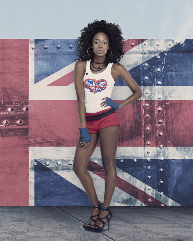 America&#39;s Next Top Model British Invasion: Annalise