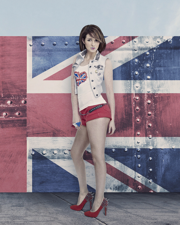 America's Next Top Model British Invasion: Ashley