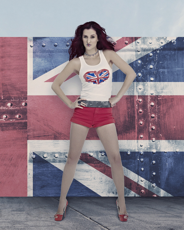 America's Next Top Model British Invasion: Catherine