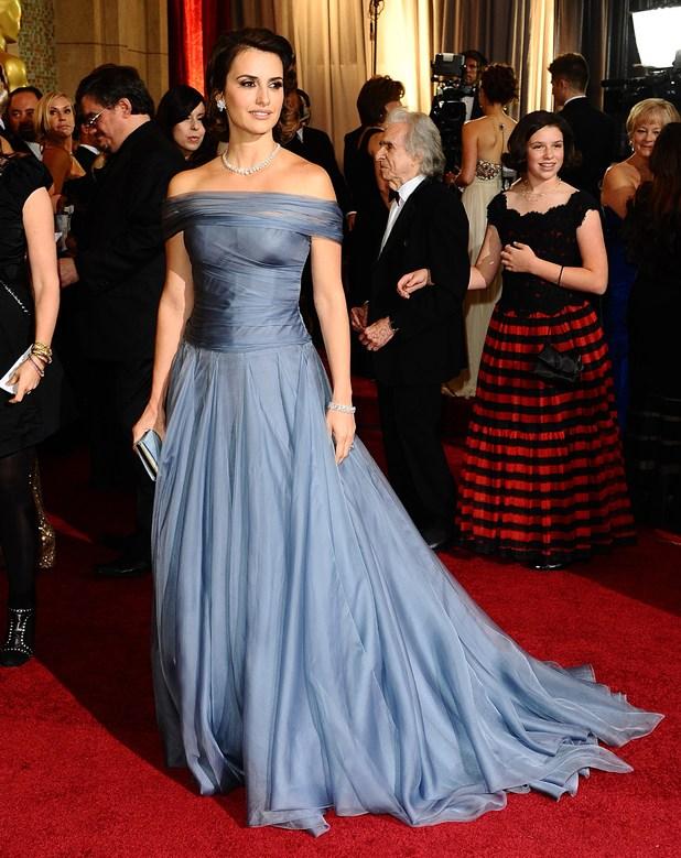 Penelope Cruz, Oscars 2012