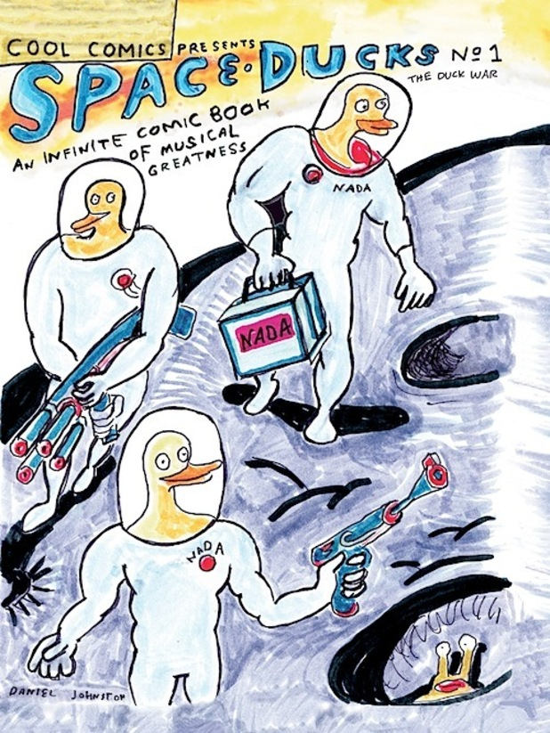 Space Ducks No. 1