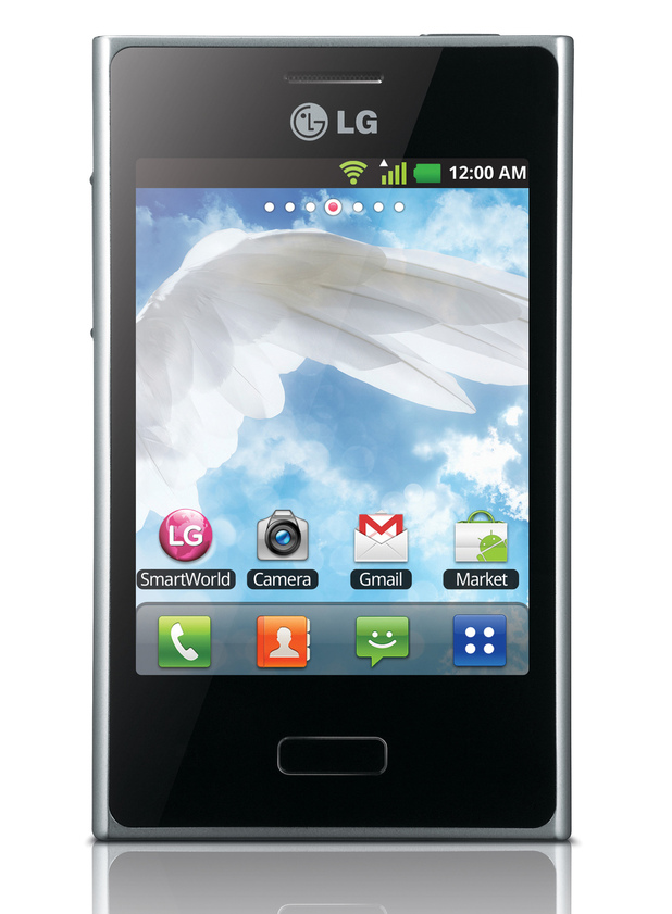 The LG Optimus L3 smartphone will be released in the UK later this