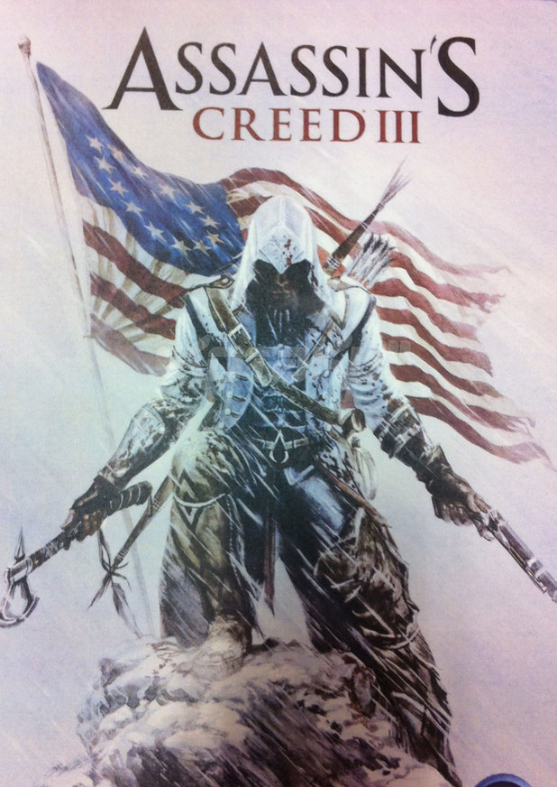 Assassin's Creed III leaked Best Buy image