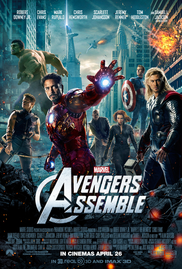 Avengers Marvel Movie
