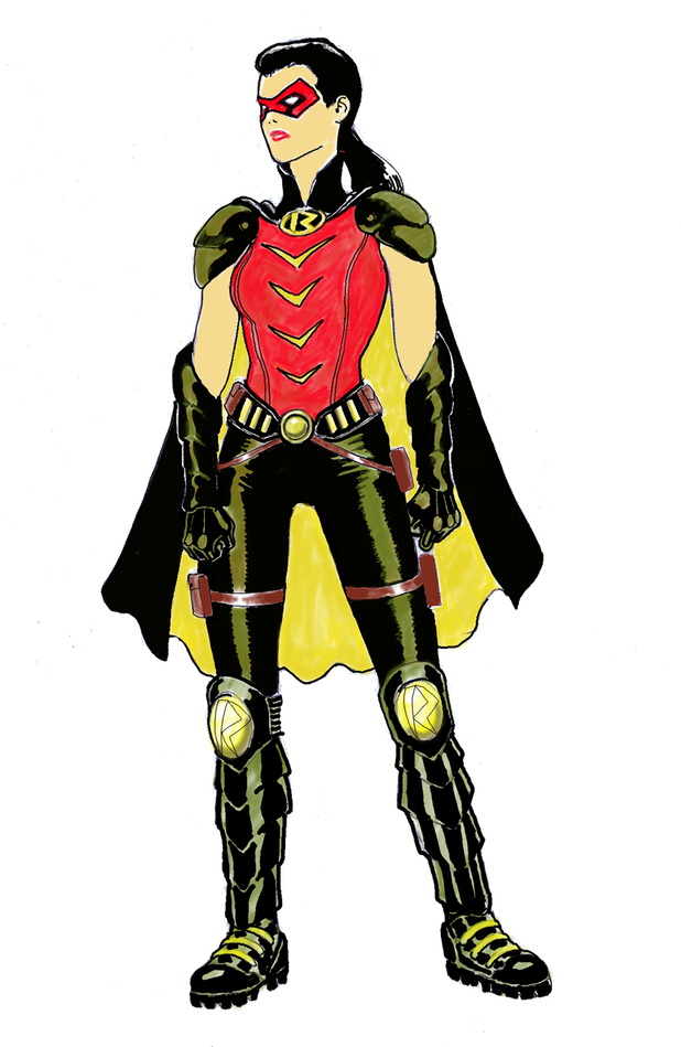 'Earth 2' Robin