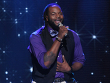 American Idol contestant Jermaine Jones
