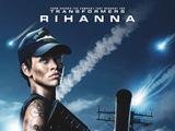 Battleship Character Posters: Rihanna