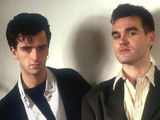 The Smiths: Johnny Marr and Morrissey