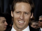 Nat Faxon, left and Jim Rash at the 84th Academy Awards