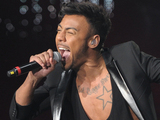 The X Factor Live Tour 2012 at Manchester Arena: Marcus Collins
