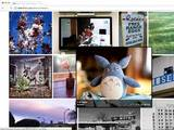 Flickr redesign screenshot