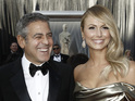 View red carpet photos of George Clooney, Meryl Streep and more from the 2012 Oscars.