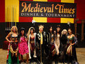 Teams must create a family-orientated show for Medieval Times.
