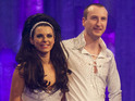 The Coronation Street actor defends his performances on Dancing on Ice.