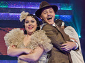 Tyger Drew-Honey, Dani Harmer and Omid Djalili win a place in the Let's Dance final.