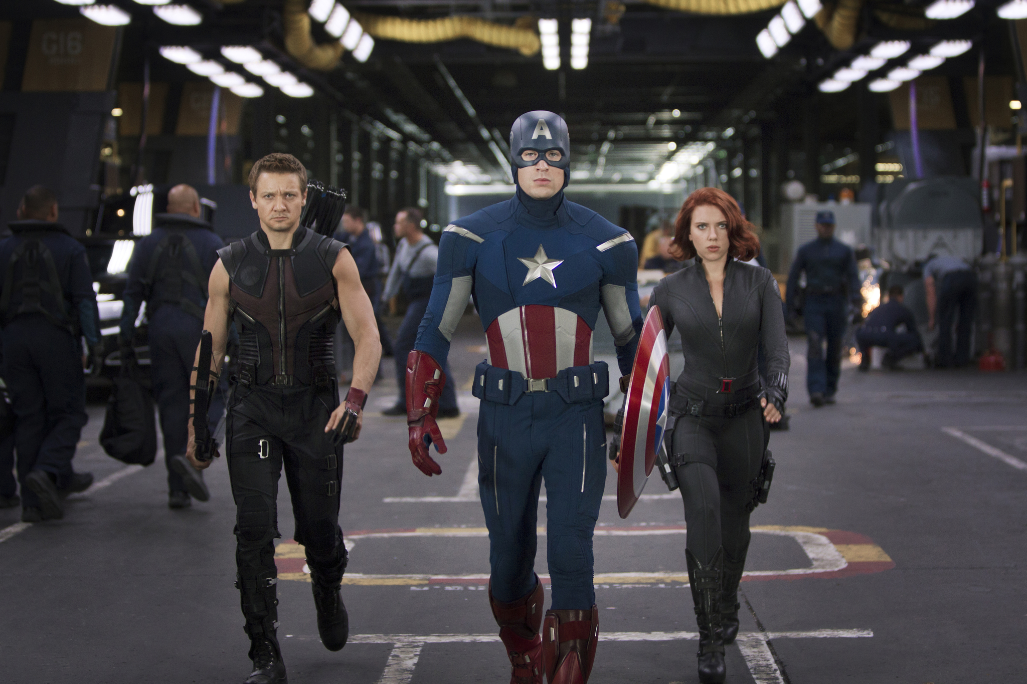 The Avengers gallery