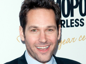 Paul Rudd Cosmopolitan honors it's Fun Fearless Males and Females of 2012 - red carpet arrivals New York Cit