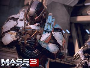'Mass Effect 3' screenshot