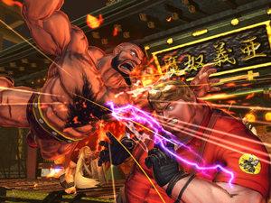 'Street Fighter X Tekken' screenshot