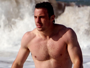 Rugby player Tommy Bowe