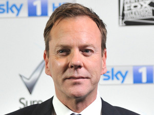 Kiefer Sutherland Photocall at the launch event for Sky 1 HD's new US drama TOUCH, starring Kiefer Sutherland held at the Millbank Media Centre. London