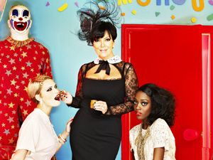 ANTM: British Invasion Episode 2: 'Kris Jenner' - Louise & Alisha