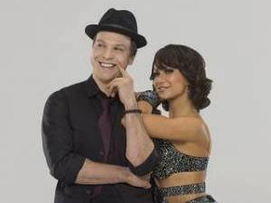 Dancing With The Stars: Gavin DeGraw and Karina Smirnoff