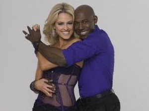Dancing With The Stars: Donald Driver and Peta Murgatroyd