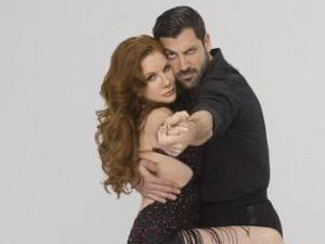 Dancing With The Stars: Melissa Gilbert and Maksim Chmerkovskiy 