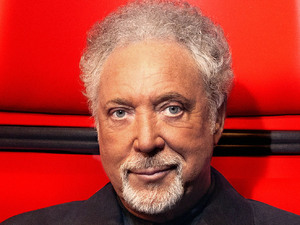 The Voice UK - The Judges - Tom Jones