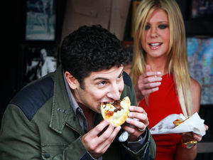 Jason Biggs, Tara Reid, American Pie