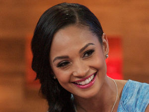 Alesha Dixon appears on 'Daybreak'