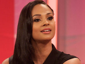 Alesha Dixon appears on 'Lorraine Live'