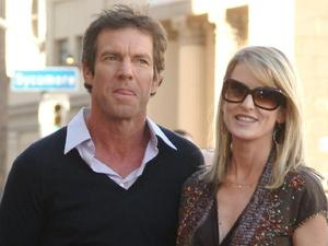 Dennis Quaid, Kimberly Buffington-Quaid