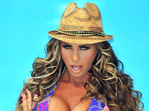 Katie Price and Models