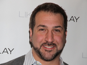 Joey Fatone Peter Lik Gallery Grand Opening at Shoppes at Mandalay Bay Resort and Casino Las Vegas, Nevada