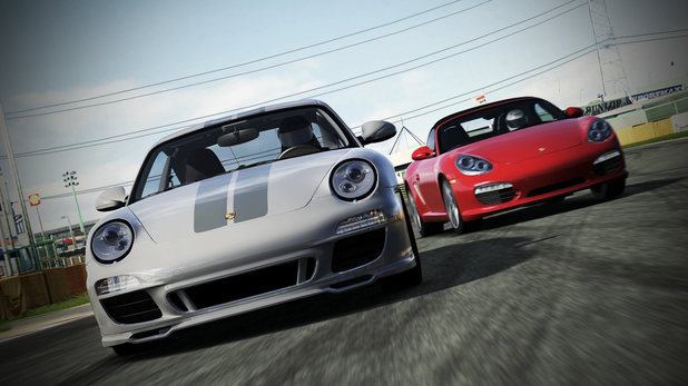 Forza Motorsport 4 Porsche DLC