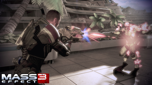 'Mass Effect 3' screenshot
