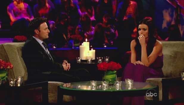 Courtney ABC's 'The Bachelor' Season 16, Episode 10 The Women Tell All: The woman talk about their time spent on The Bachelor including how the women felt about Courtney's behavior on the show