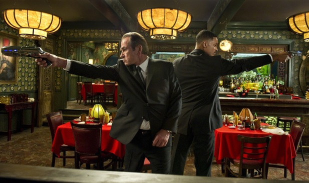 Will Smith, Tommy Lee Jones, Men In Black