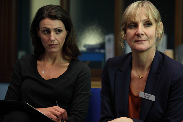 Scott & Bailey (Lesley Sharp & Suranne Jones)
