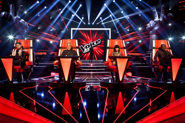 The Voice UK - The Judges