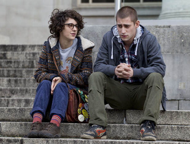 ALLISON (ELLIE KENDRICK), Tom (Michael Socha)