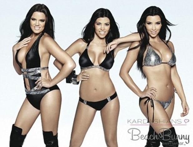 Khloe, Kourtney, Kim Kardashian