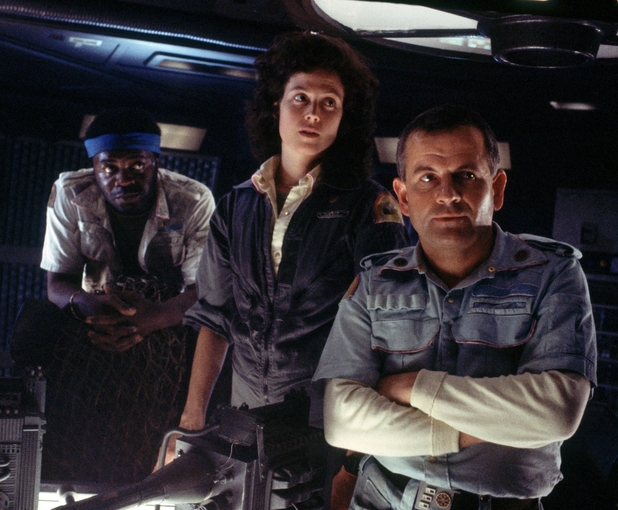 Crewmembers of the Nostromo