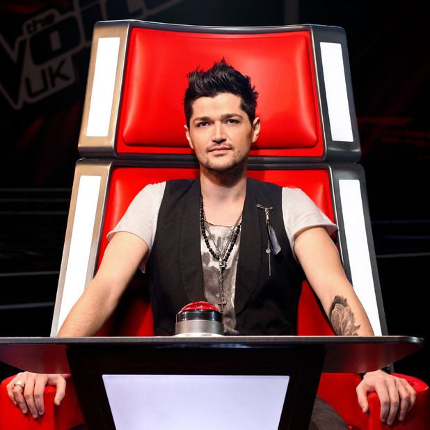 The Voice UK - The Judges - Danny O&#39;Donoghue
