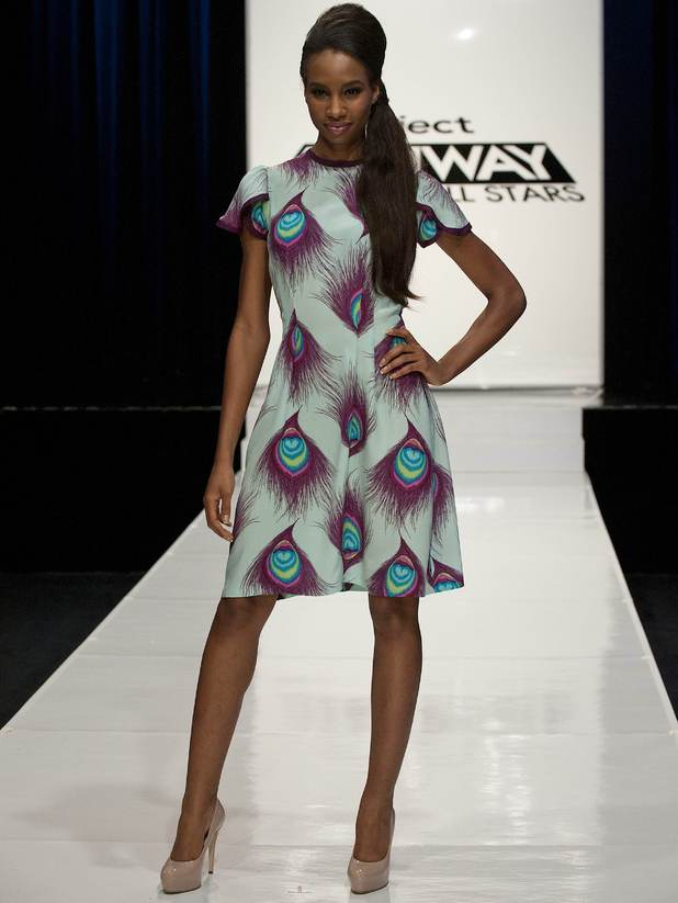 Project Runway All Stars Episode 10: Kenley Collins' design